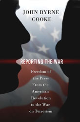 Reporting the War Cover
